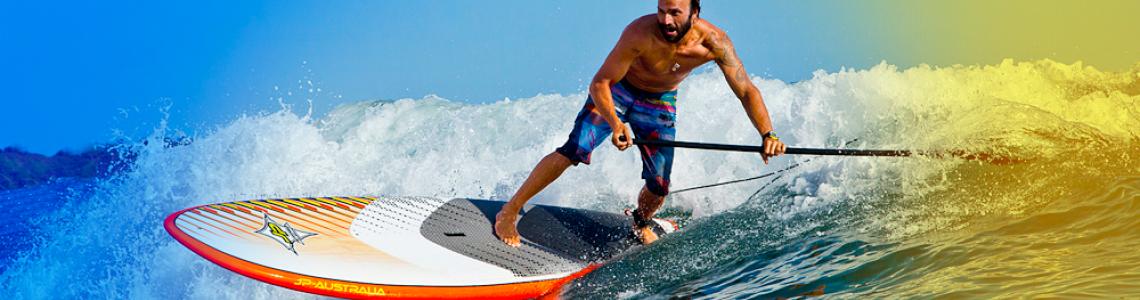 SUP для серфинга