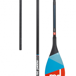 Весло SUP RED PADDLE  RPCCARBON 50% CARBON 3 piece (CamLock)