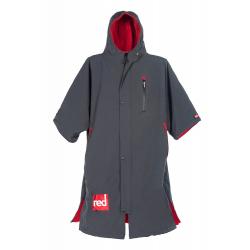 Пончо-плащ утепленный RED ORIGINAL PRO CHANGE JACKET gray