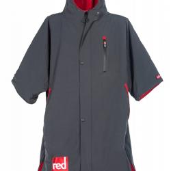 Пончо-плащ утепленный RED ORIGINAL PRO CHANGE JACKET Gray Mid Sleeve