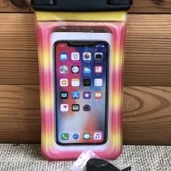 Водонепроницаемый чехол для телефона WP1024 (цветной)