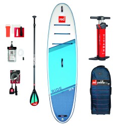"""Доска SUP надувная RED PADDLE PACKAGE - 10'6"""" RIDE CN50"""