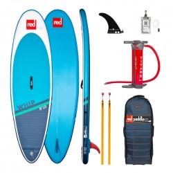 """Доска SUP надувная для серфинга Red Paddle SURF Whip 8'10"""" x 29"""""""