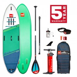 Доска Sup надувная Red Paddle PACKAGE - 11.0 WILD CN50