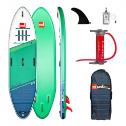 """Доска Sup надувная Red Paddle WHITEWATER Wild 11'0"""" x 34"""""""