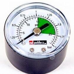 Манометр для насоса Red Paddle Co Titan Pump Pressure Gauge C/W T-Piece