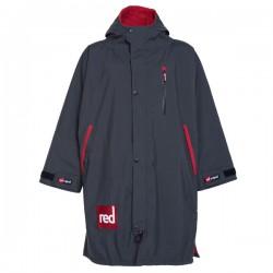 Пончо-плащ утепленный RED ORIGINAL PRO CHANGE JACKET -Gray Long Sleeve
