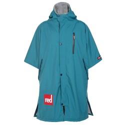 Пончо-плащ утепленный RED ORIGINAL PRO CHANGE JACKET Alpine Teal Mid Sleeve