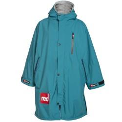 Пончо-плащ утепленный RED ORIGINAL PRO CHANGE JACKET Alpine Teal Long Sleeve
