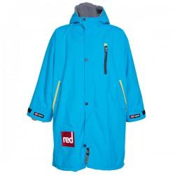 Пончо-плащ утепленный RED ORIGINAL PRO CHANGE JACKET Blue Long Sleeve