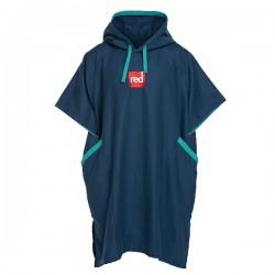 Пончо-полотенце быстросохнущее из микрофибры RED ORIGINAL Quick Dry Change Robe - Navy